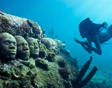 Подводные скульптуры от Джейсона Тейлора — фото 8