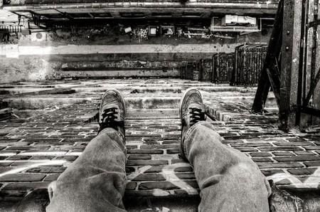 Жизнь на краю или головокружительные фотографии Денниса Мейтленда — фото 8
