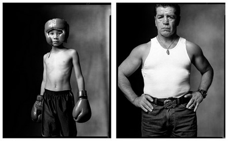 Юный боксер / Боксер на пенсии, 2002 / 2002 гг.