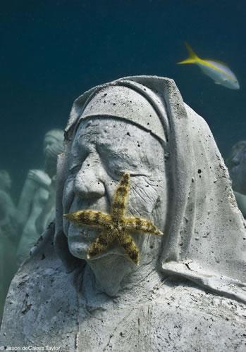 Подводные скульптуры от Джейсона Тейлора — фото 7