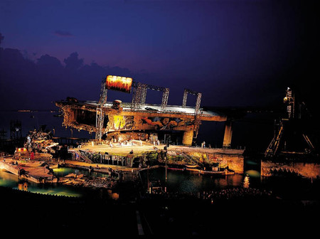 "Опера ""Порги и Бэсс"", 1997-1998"