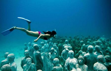 Подводные скульптуры от Джейсона Тейлора — фото 3