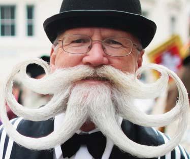 От усов до бороды: соревнования бородачей — фото 14