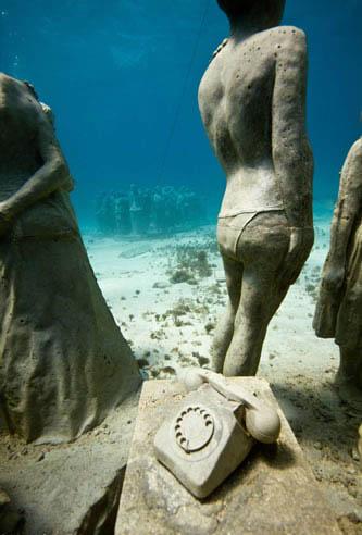 Подводные скульптуры от Джейсона Тейлора — фото 10