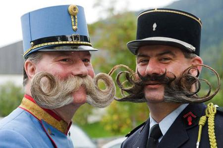От усов до бороды: соревнования бородачей — фото 19