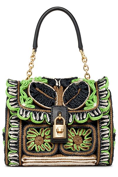 Новая модель от Dolce & Gabbana - сумка Miss Dolce — фото 11