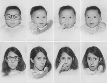 Флор в 1975 и 2010, Буэнос — Айрес