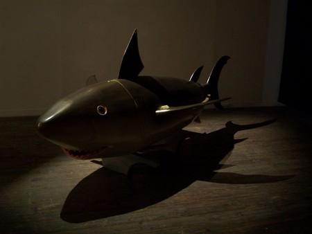Коварная акула