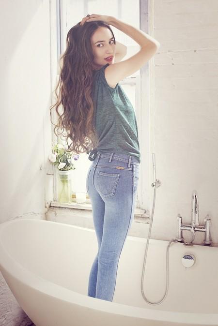 Революционная новинка от Wrangler - джинсы с антицеллюлитным эффектом — фото 11