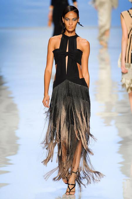Бахрома - модный тренд сезона весна-лето 2012 — фото 2