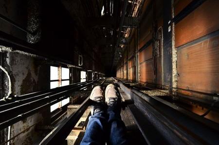 Жизнь на краю или головокружительные фотографии Денниса Мейтленда — фото 9