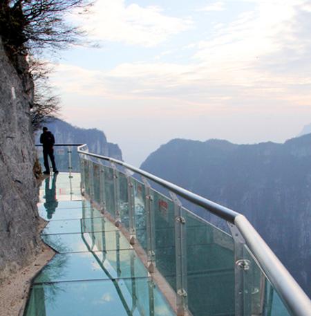 Не удивительно, что национальный парк ТяньМэньШань вдохновил Джеймса Камерона на создание Аватара