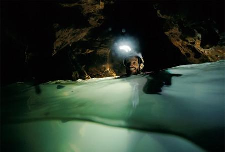 Крубера-Воронья  - самая глубокая карстовая пещера в мире — фото 19