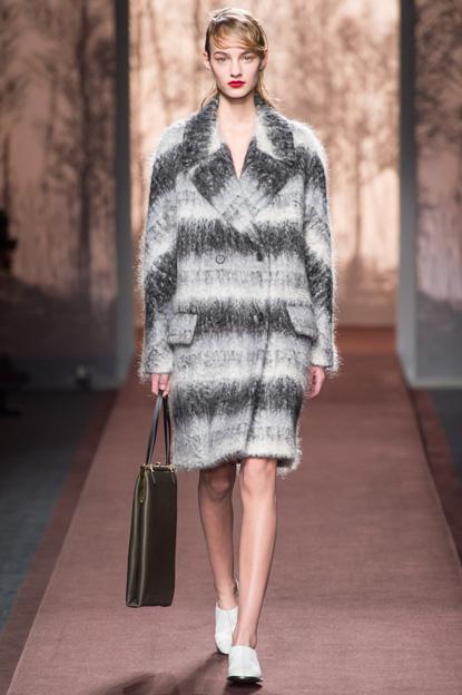 Шинель... и другие модели пальто осеннего сезона — фото 5