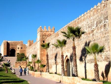 Древнее поселение Шеллах в столице Марокко — Рабате