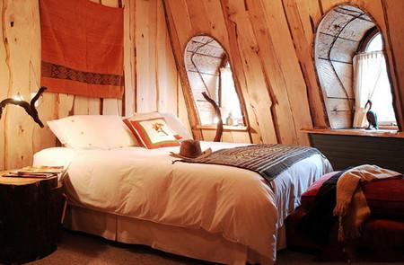 Magic Mountain Lodge - отель-вулкан в девственных лесах Патагонии — фото 14