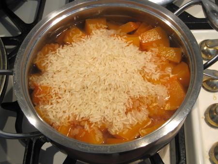 Рецепт диетического блюда: тыквенная каша с рисом и молоком — фото 5