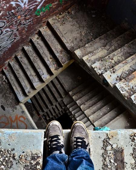 Жизнь на краю или головокружительные фотографии Денниса Мейтленда — фото 4