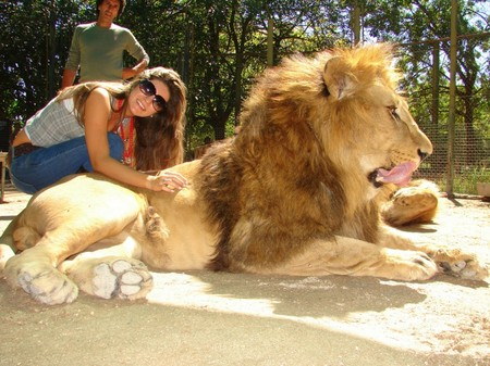Lujan - зоопарк для самых смелых — фото 9