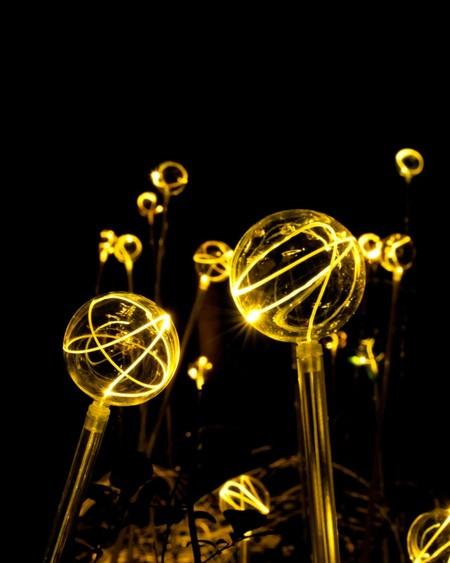 Световые скульптуры Брюса Мунро — фото 33
