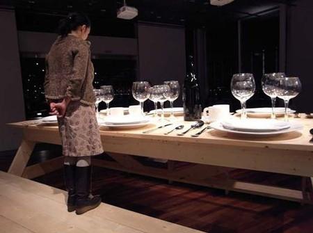 Пообедаем у Гулливера: громадные предметы мебели от Лилиана Бурго — фото 12