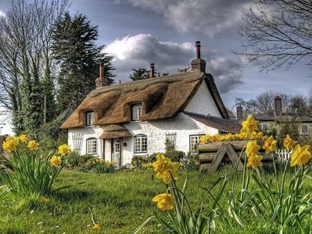 Эхо из прошлого: соломенные крыши — фото 27