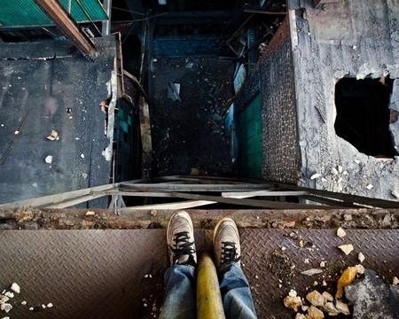 Жизнь на краю или головокружительные фотографии Денниса Мейтленда — фото 11