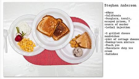Последние обеды приговоренных к смерти — фото 6