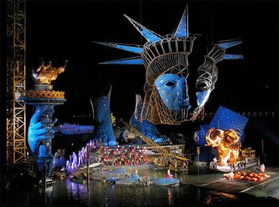 """Опера """"Аида"""", 2009-2010"""