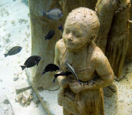 Подводные скульптуры от Джейсона Тейлора — фото 13