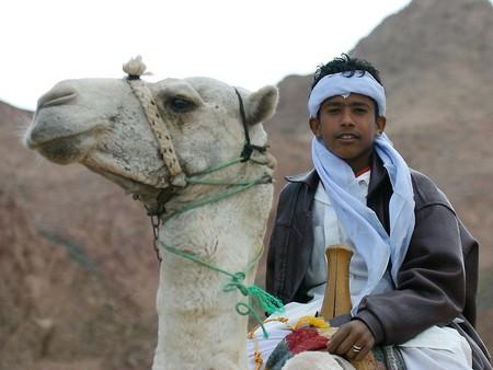 Мальчик-бедуин