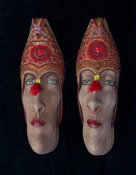 Живые туфельки от Гвен Мерфи — фото 23
