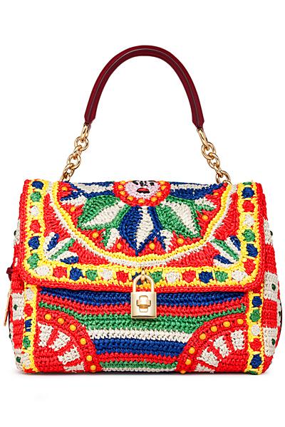 Новая модель от Dolce & Gabbana - сумка Miss Dolce — фото 9
