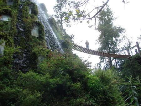 Magic Mountain Lodge - отель-вулкан в девственных лесах Патагонии — фото 5