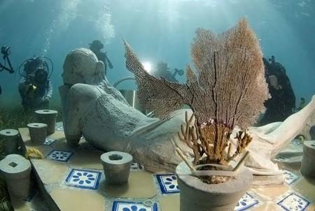 Подводные скульптуры от Джейсона Тейлора — фото 16