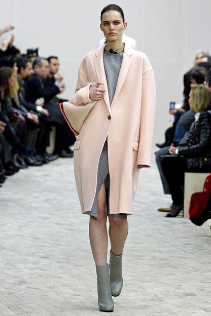 Шинель... и другие модели пальто осеннего сезона — фото 4