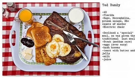 Последние обеды приговоренных к смерти — фото 4