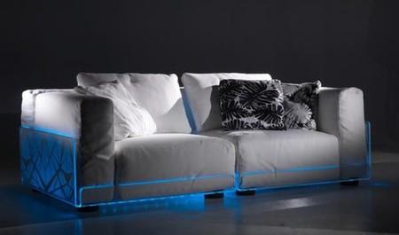 Диван Asami Light LED с подсветкой
