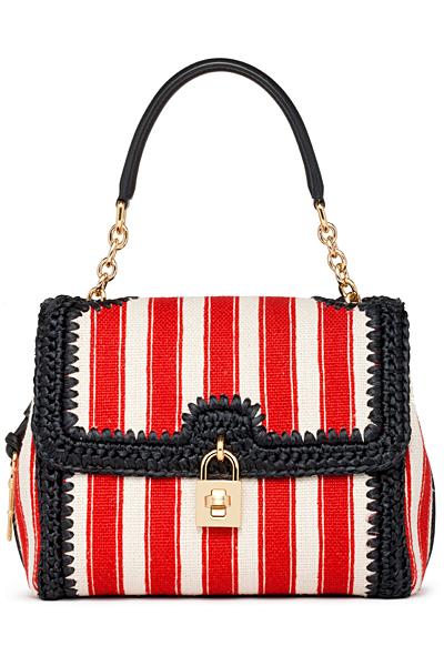 Новая модель от Dolce & Gabbana - сумка Miss Dolce — фото 10