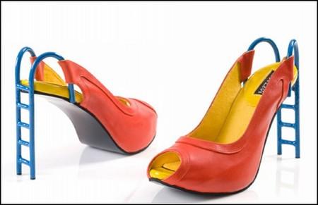 Туфли-горки