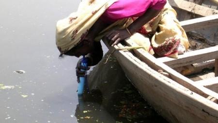 И даже из реки Ганг можно со спокойной душой попить водички