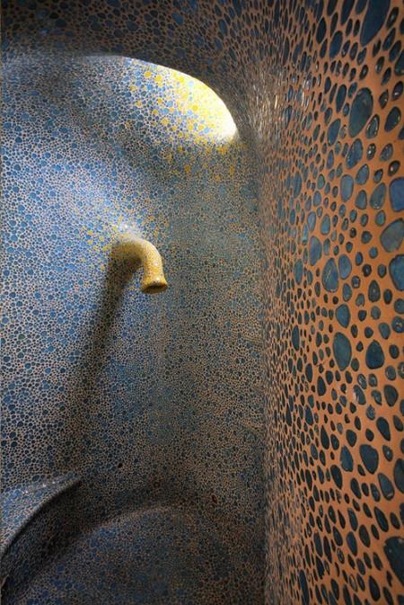Наутилус - необычный дом-ракушка — фото 14