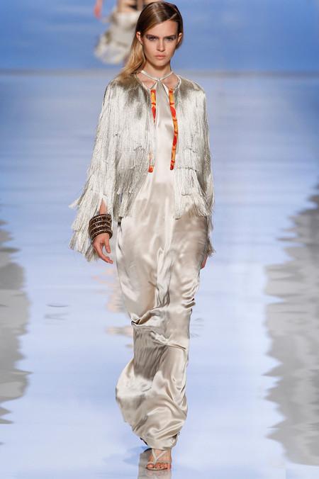 Бахрома - модный тренд сезона весна-лето 2012 — фото 3
