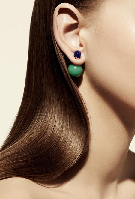 Mise en Dior - новая коллекция сережек от Диор — фото 10