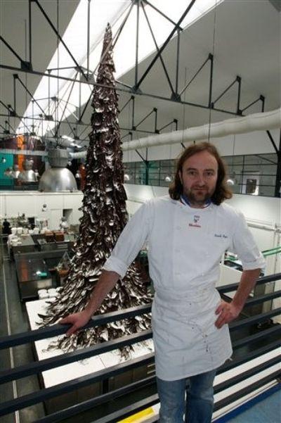 Шоколатье Патрик Роджер