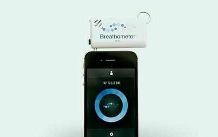Breathometer - карманный алкометр для смартфона — фото 6