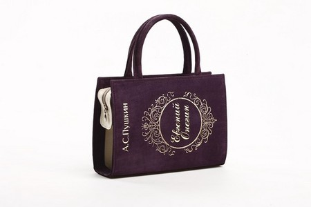 Литературные сумочки от A&V — фото 8