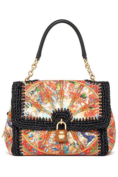 Новая модель от Dolce & Gabbana - сумка Miss Dolce — фото 12