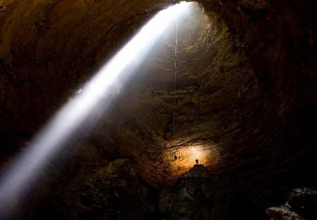 Крубера-Воронья  - самая глубокая карстовая пещера в мире — фото 13
