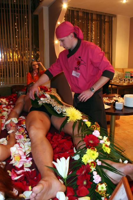 Ниотамори: необычная традиция поедания суши — фото 9